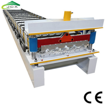 IBR box roof sheet machine