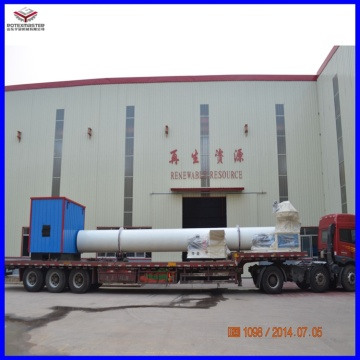 Best Selling Biomass Rotary Dryer