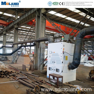 Industrial Air Filtration System for Manual Welding