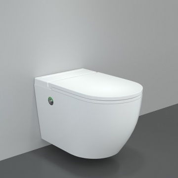Ceramic Tankless Wall Hung Toilet Closet