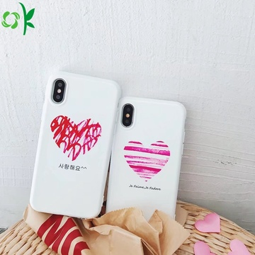 2018 Fashion Universal Silicone Custom Printing Phone Case