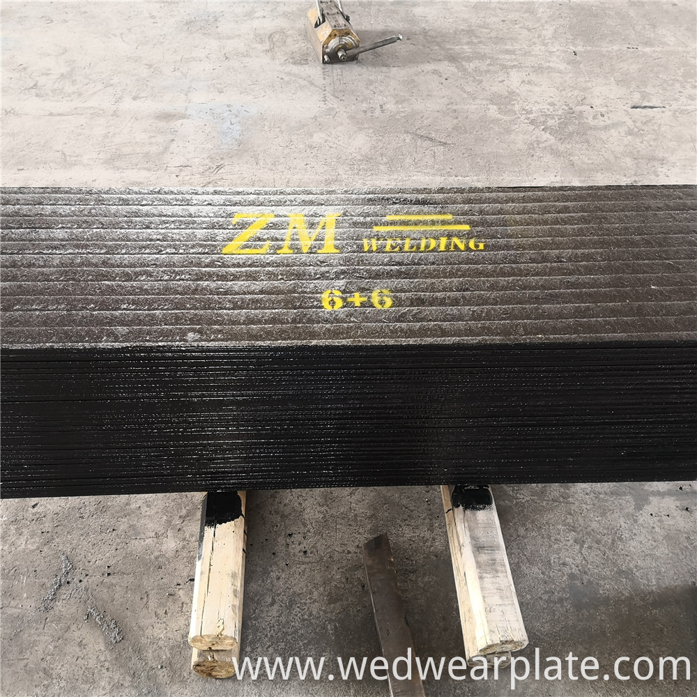 Chromium Carbide Bimetallic Wear Resistant Steel Plate 11