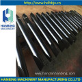 Heat Treatment 40cr Steel Hydraulic Breaker Chisel