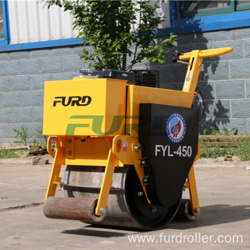 Small Road Roller Vibrator Compactor FYL-450