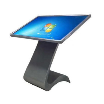 LCD capacitive touch screen advertising display monitor