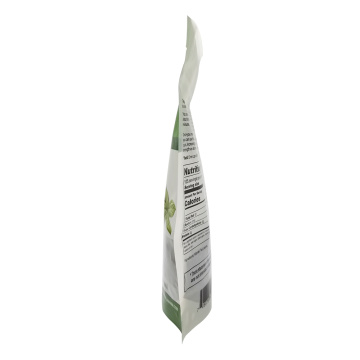 plastic printed compostable materials cellophane corn starch zip lock bags for packing