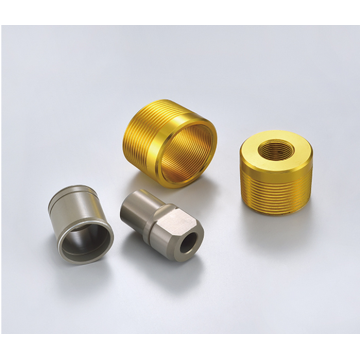 Custom CNC Lathe Parts Brass Turning Parts