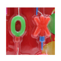 Party Decoration Happy Birthday wax Letter Candle