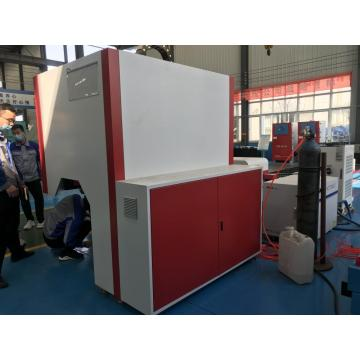 Metal tube pipe fiber laser cutting machine