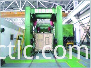 Structural test for Battery Container Integrated Type