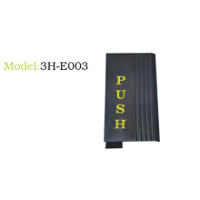 ALUMINIUM DOOR PUSH HANDLE