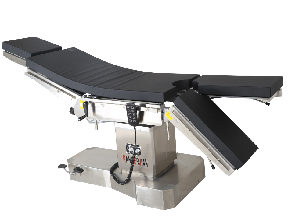 Muitifuctional electric operating table bed