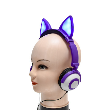 New Hot Selling Products Over Fox Ear Headphones