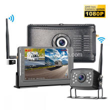1080P Dual Lens Dash Kamera Dhijitari Wireless