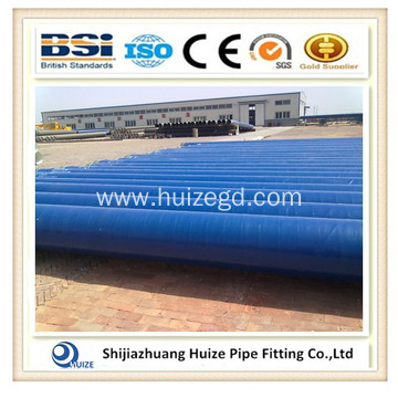 seamless steel pipe and tubing