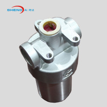 fuel low pressure filter for hydraulic system