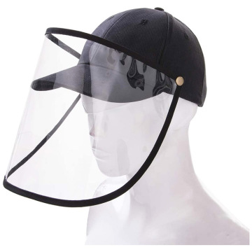 Wholesale Anti Droplet Clear Full Protective Cap Hat