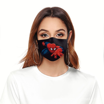 Cotton Printing Security 3D Printed Mask
