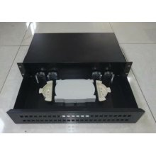 SC 48 Port Rack Mounted Fiber Patch Panel