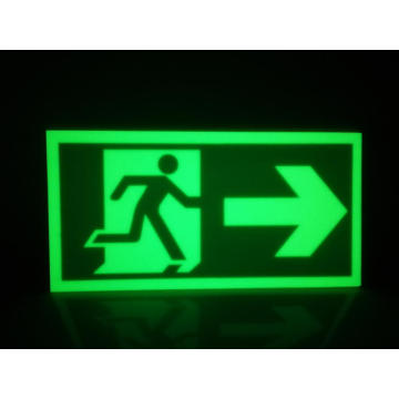 REALGLOW LLL SYSTEM DIRECTION SIGN