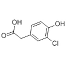 3-CHLOR-4-HYDROXYPHENYLACETIC ACID CAS 33697-81-3
