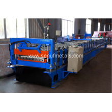 Low Price PU Roller Shutter Roll Forming Machine