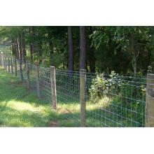 deer farm fence