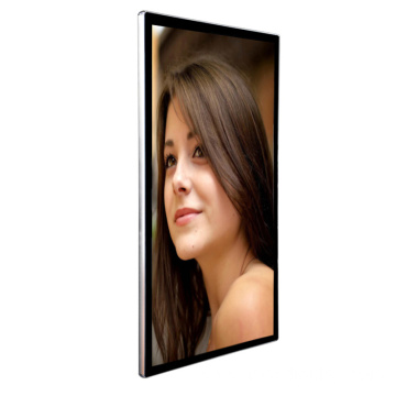 "49"" LCD touch live broadcast display screen"