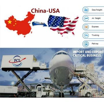 Shenzhen airfreight forwarder to LAX airport