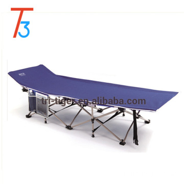 Portable Military Fold Up Camping Bed Cot + Free Storage Bag