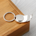 Simply Style Special Shape Metal Key Ring Accessories