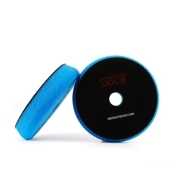6in Blue RO DA Foam Buffing Polishing Pad