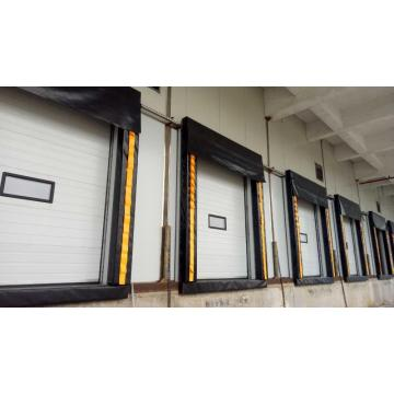 Factory industry overhead sectional high speed door