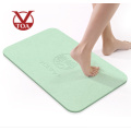 Ultra Strong Water Absorbent bath mat Diatomaceous earth