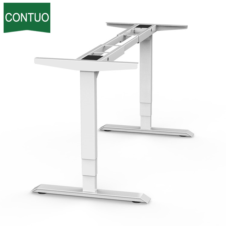Electric Standing Lifting Adjustable Height Metal Table Legs