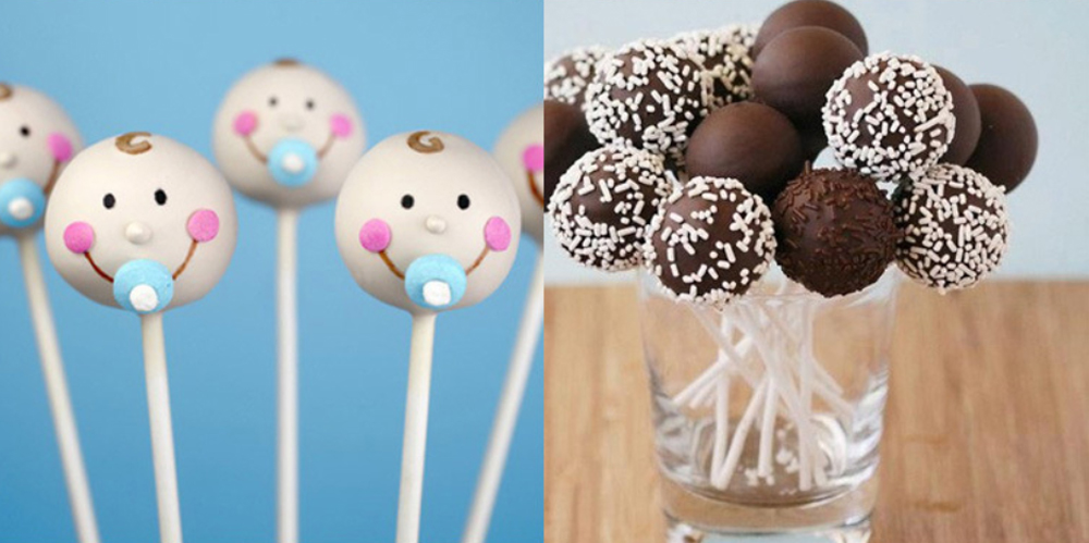 Spherical Chocolate Lollipop Silicone Mold (10)