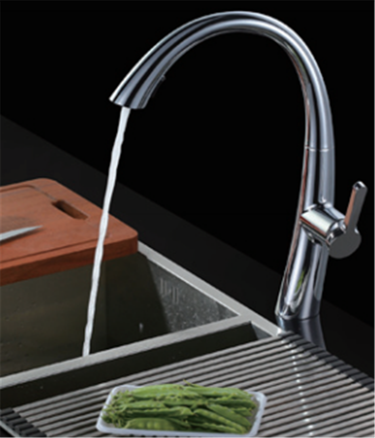 Kitchen Faucets With Magnetic Docking