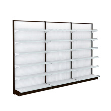 Supermarket Gondola Display Shelving And Rack