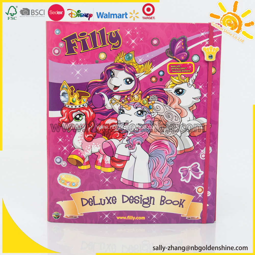 Filly Deluxe Design Book