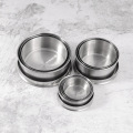 High Quality Outdoor Travel Stainless Steel Collapsible Cup