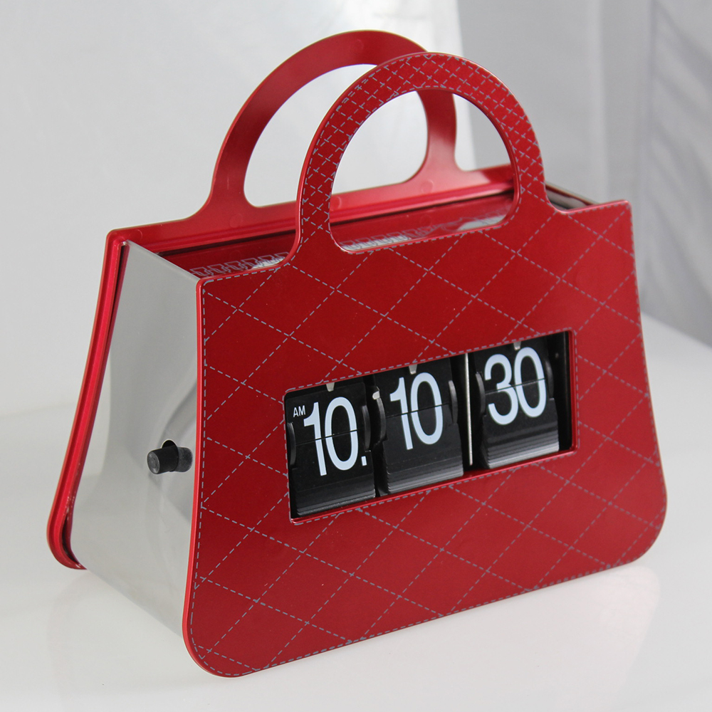 Flip Clocks for Decor