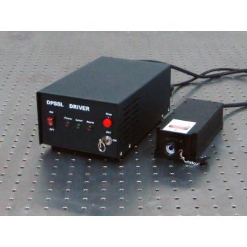 604nm red solid state laser for spectrum analysis