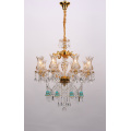 Modern Luxurious Restaurant Decoration K9 Crystal Chandelier