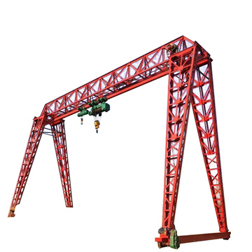 15 ton hoist gantry crane single beam price