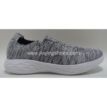 new fashion women sneakers shoes with flyknit upper