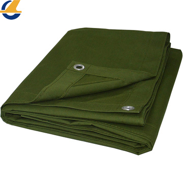 Polyester Canvas Tarp Boat Dock Cover Waterproof