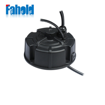 160W rund metall LED High Bay Light Driver