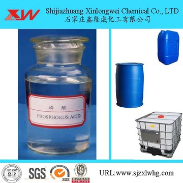 Food Grade Phosphoric Acid 85% min
