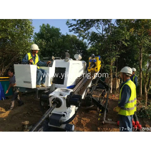 1300KN Strong Power Water Pipe Laying HDD