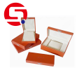Engraved watch gift box pack